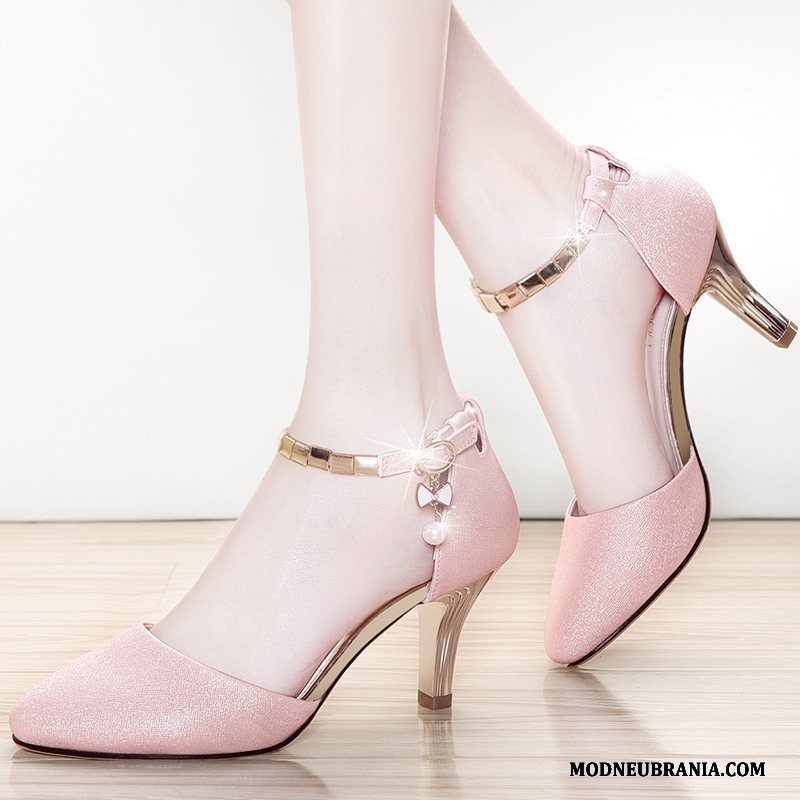 Sandaalit Naisten Halvat Tyttö Ohut Kaikki Ottelut Kengät
